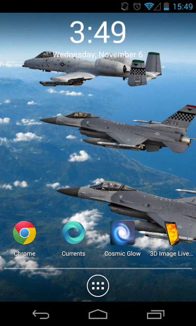 Download 3D Image Live Wallpaper v4.0.2 Full Apk - Ada Gratis One