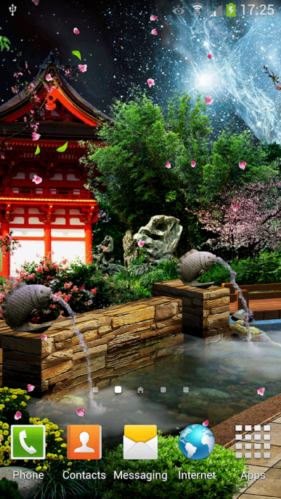 Eastern Garden Live Wallpaper - Android Apps on Google Play