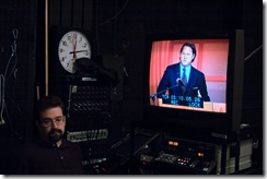 Trenton, New Jersey, USA - Wednesday October 15, 2008: Leadership New Jersey, the public policy seminar organization, held its 2008 Forum on the Future of New Jersey in the studios of New Jersey Network. Photography Copyright ©2008 Steven L. LubetkinAll Rights ReservedEmail: steve@lubetkin.netPhone: 856.751.5491http://lubetkin.net