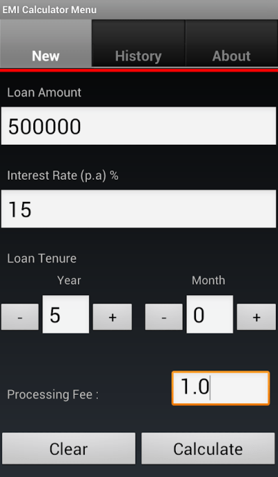 Loan EMI Calculator - Android Apps on Google Play