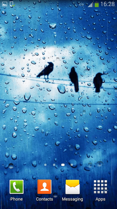 Rain Live Wallpaper - Android Apps on Google Play