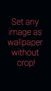 Set wallpaper without crop - Apps on Google Play