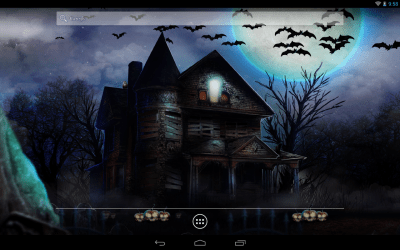 Halloween Live Wallpaper - Android Apps on Google Play