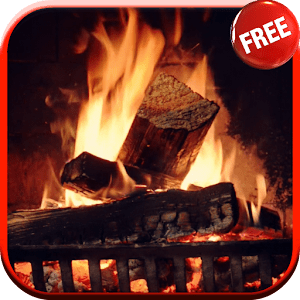 Download Fireplace Video Live Wallpaper for PC