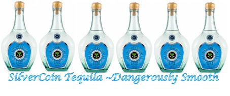 silvercoin tequila