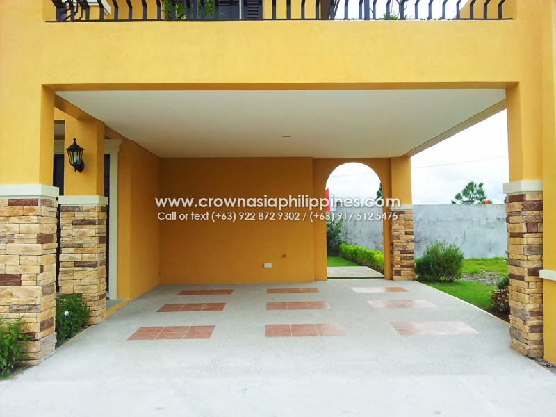 Ponticelli beryl crown asia house for sale daang for House garage design philippines