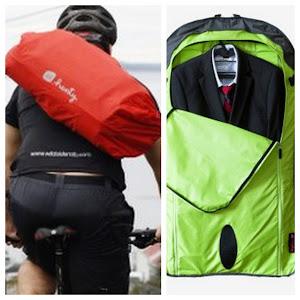 Henty Wingman Suit Bag - Keep looking crisp - $180