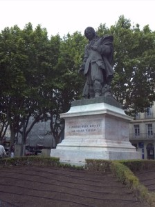 Pierre Paul Riquet - creator of canal du Midi