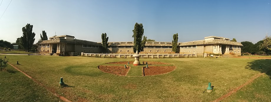 Nagarjuna Konda Museum (Panorama)