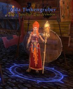 The dye vendor for Tinkerhell