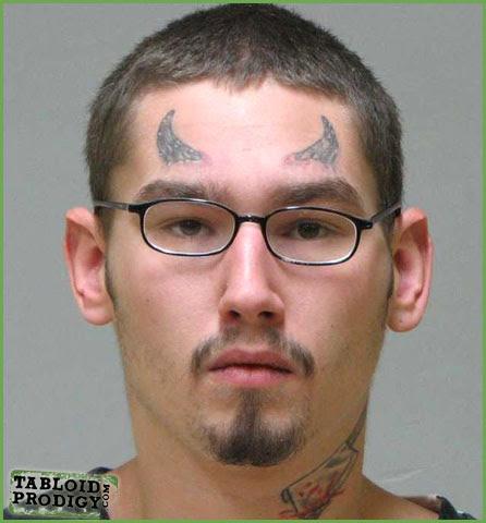devil tattoos for criminal