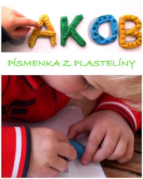 Hraní a učení s plastelínou