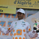 Tour international de Blida (2e étape): Barbari vainqueur, Wackerman en jaune