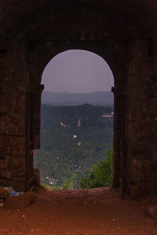 chapora fort photos