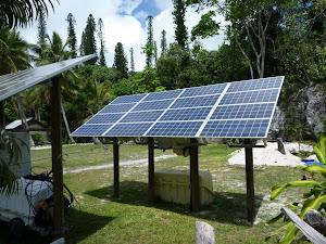 solar for the  lobster restaurant