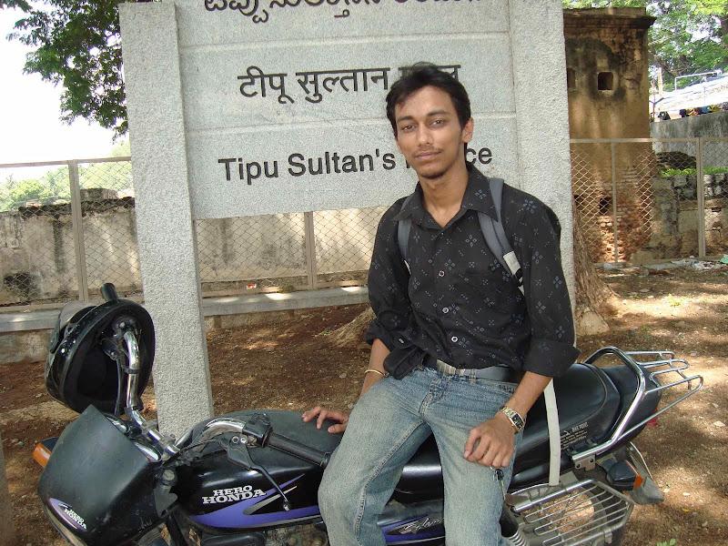 First bike ride - Bangalore to Mysore