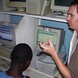 Joe teaches web design at HINT