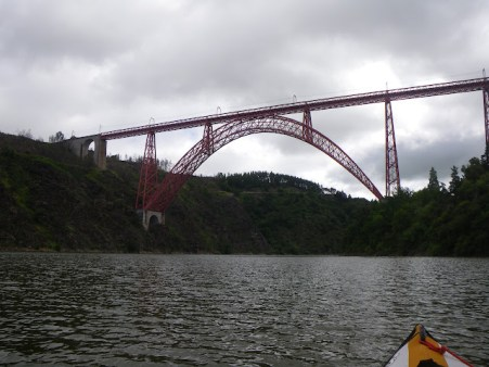 Viaduc de Garabit sur la Truyère