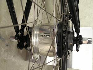 Alfine 8 speed shiny