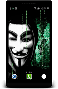 Anonymous Live Wallpaper Hack - Android Apps on Google Play