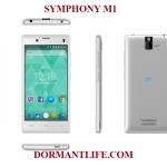 Symphony M1 : Lollipop Phone Specifications & Price