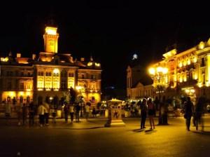 Novi Sad bei Nacht