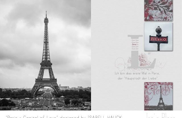 Paris_Capital of Love
