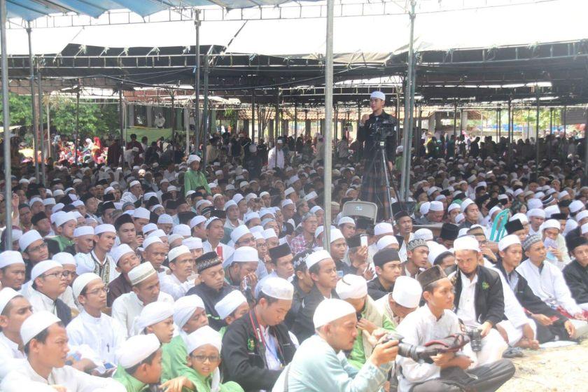 Maulid Akbar Nabi Muhammad SAW - Satu Hati di Al Bahjah 2015