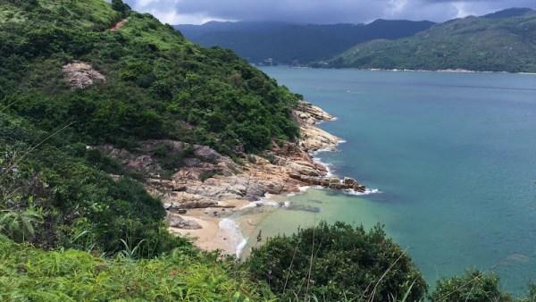 Lantau Trail Section 12