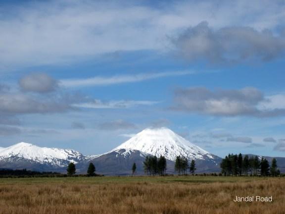Mt Ngaruhoe / Mount Doom