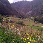 The Patacancha valley, close to our destination, the Pumamarka ruins.