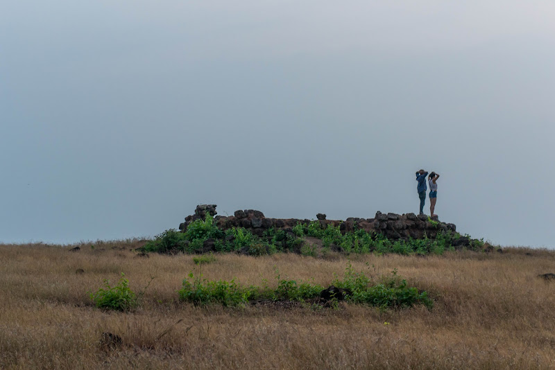 photos of chapora fort