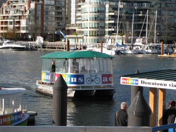 Aquabus in Vancouver