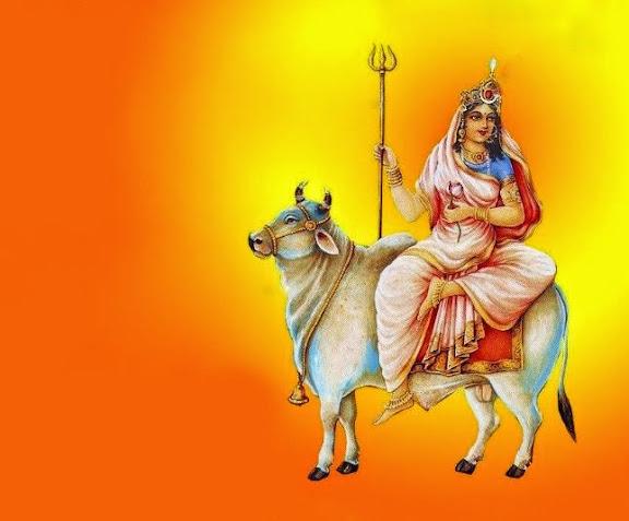 Mata Shailputri Wallpapers