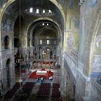 Central domes of San Marco Basilica, Venice