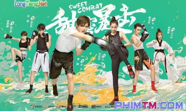 Xem Phim Cú Đấm Ngọt Ngào - Sweet Combat - quevivacorky.com - Ảnh 2