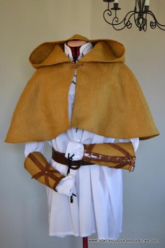 cape médiévale