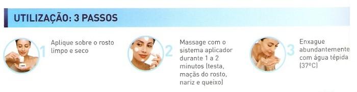 Roc Renewex - escova para limpeza de pele