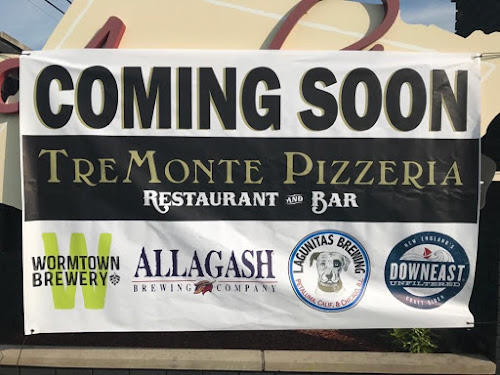 New Hampshire Restaurant Reviews   Tremonte Pizzeria to replace     This will be the third restaurant for the Tremonte Group with another  pizzeria in Lowell and an Italian dining establishment in Woburn