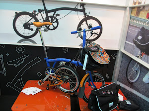 Barcelona Brompton Special Edn