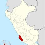 The Ica region of Peru