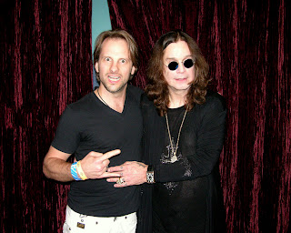David and Ozzy