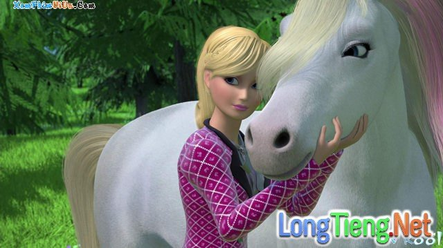 Xem Phim Barbie Và Chị Gái: Câu Chuyện Về Ngựa Pony - Barbie & Her Sisters In A Pony Tale - quevivacorky.com - Ảnh 1