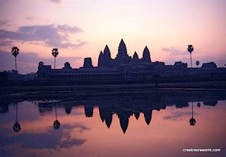 Angkor Wat, Siem Reap Thailand