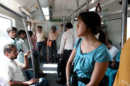 delhi metro, sexual harassment india