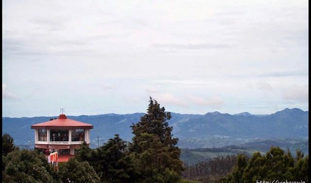 telescope house at Dodabetta