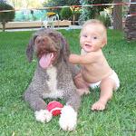 Gorpili de Ubrique y una bebé.JPG