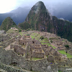 The classic Machu Picchu shot with Wayna Picchu behind.