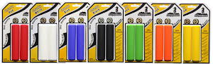 ESI 100% Silicon Grips - Super Durable, Super Comfortable - Lots of Colours - $35
