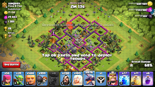 Clash Of Clan Trick